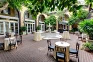 Mazarin courtyard