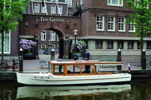 Grand from canal